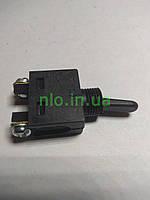 Кнопка болгарки FD 2-6/1 F (Длина флажка 15 мм)