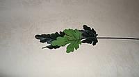 Стебель хризантемы с насадкой
