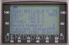 Анализатор качества электроэнергии с функцией записи PCE-GPA 62, фото 3