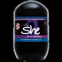Шариковый дезодорант-антиперспирант от SHE 40 мл.