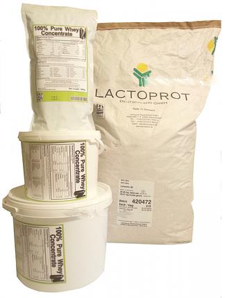 Сироватковий протеїн КСБ 80 Lactoprot (Лактопрот) Німеччина , фото 2