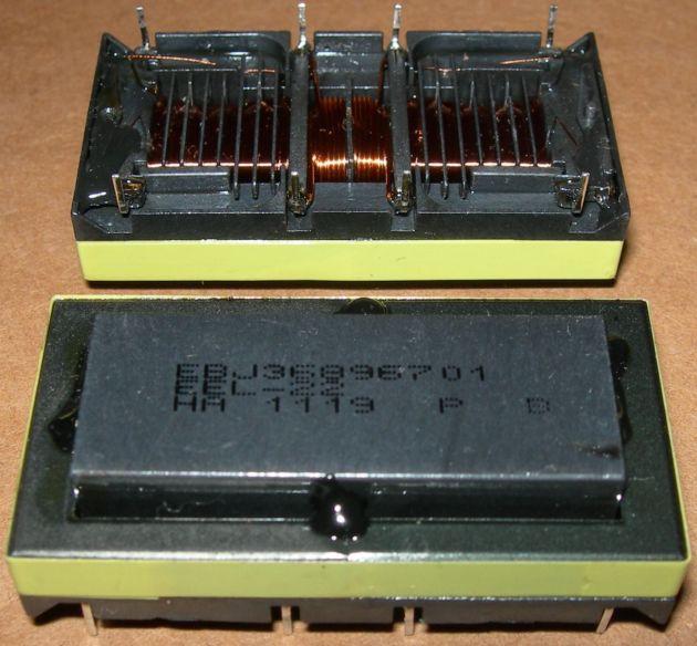 Трансформатор EEL-22 = EEL-22A = EEL-22D