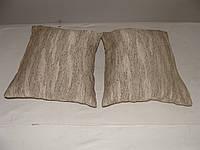 Комплект подушек  Короед беж , 2 шт 35х25, фото 1