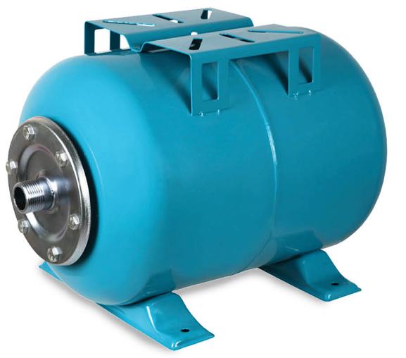 Гидроаккумулятор горизонтальный 100л 779125 Aquatica