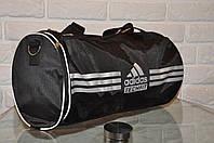 Спортивная сумка Adidas модель M-105.(черный). НОВИНКА!!! Отличное качество - лучшая цена!