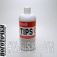 Жидкость для снятия гель-лака и акрила Kodi Professional Tips Off 500ml