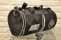 Спортивная сумка Nike модель M-105.(черный). НОВИНКА!!! Отличное качество - лучшая цена!