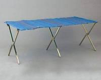 Торговый стол раскладной 2 х 1 м