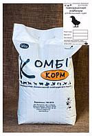 Комбикорм для бройлеров 3-6 недель гровер 20 кг