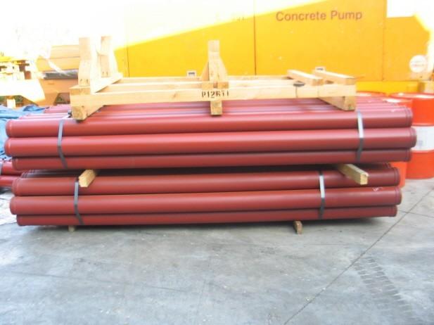 Качественные комплектующие и аксессуары к бетононасосам