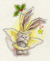 Набор для вышивания Bothy Threads XBB4 Bebunni Angel Cross Stitch Kit