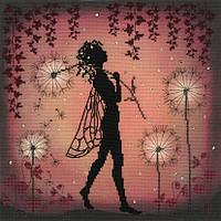 Набор для вышивания Bothy Threads XE5 Dandelion Fairy Cross Stitch Kit