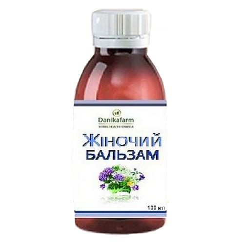 БАЖ Женский бальзам (Danikafarm) 100мл.