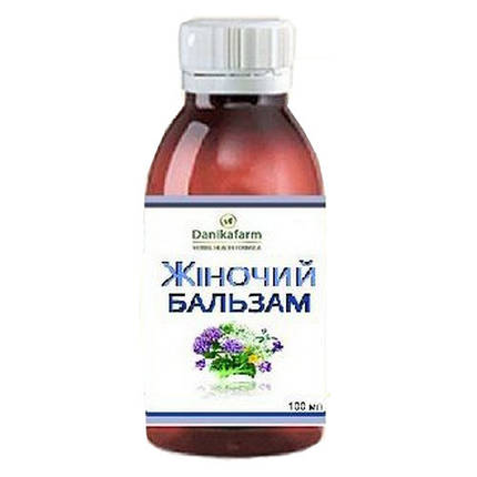 БАЖ Женский бальзам (Danikafarm) 100мл., фото 2