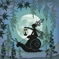 Набор для вышивания Bothy Threads XE6 Dreams Cross Stitch Kit