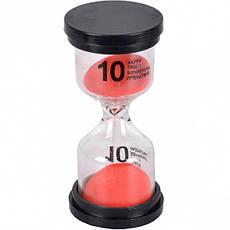 Песочные часы на 10 мин. стекло 4,5×9,5 см                                      10мин, фото 2