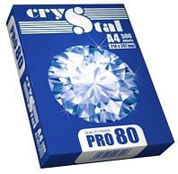 Бумага офисная Crystal PRO 80 A4 80г/м2, 500 л класс С
