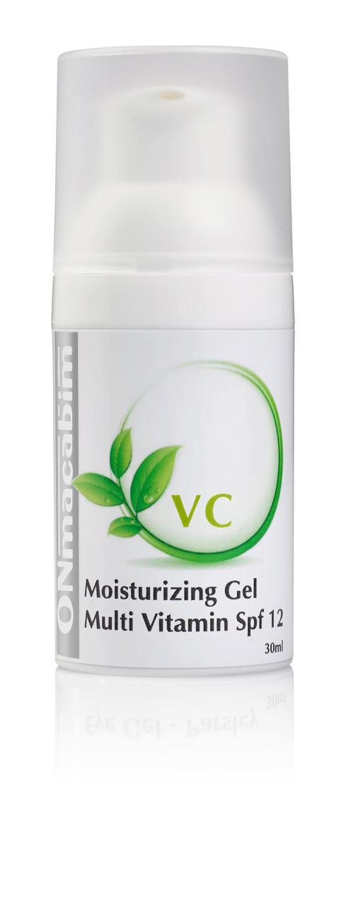 Увлажняющий гель мультивитамин – MOISTURIZING GEL MULTI VITAMIN, 30мл