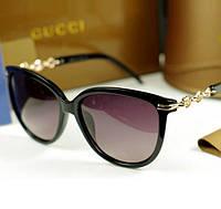 Солнцезащитные очки GUCCI 4229 (черная оправа)