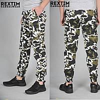 Камуфляжные карго штаны от бренда Rextim мужские