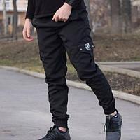 Мужские карго штаны от бренда Rextim , черные , синие