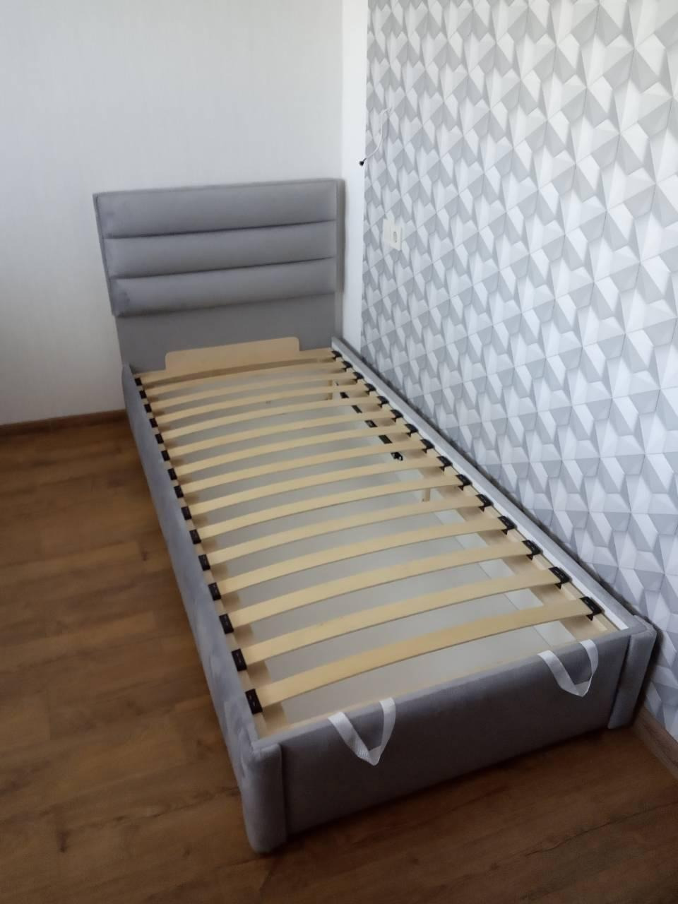 Кровать одноместная ПРИНЦ
