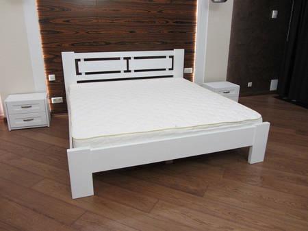 Кровать ВАЛЬС 1,6*2 (белый)