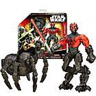 Разборная фигурка Звездные войны Дарт Мол 15 см. Оригинал Hasbro Hero Mashers B4160/B3666, фото 2
