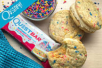 Quest Nutrition Quest Bar 60g Protein протеиновые батончики без сахара зеро zero