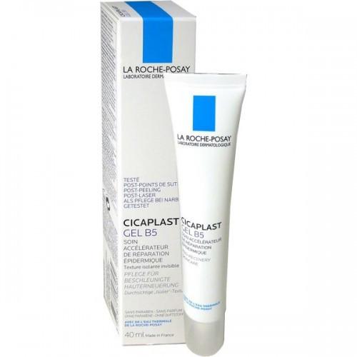Восстанавливающее и заживляющее средство для раздраженной кожи Cicaplast Gel B5 La Roche-Posay