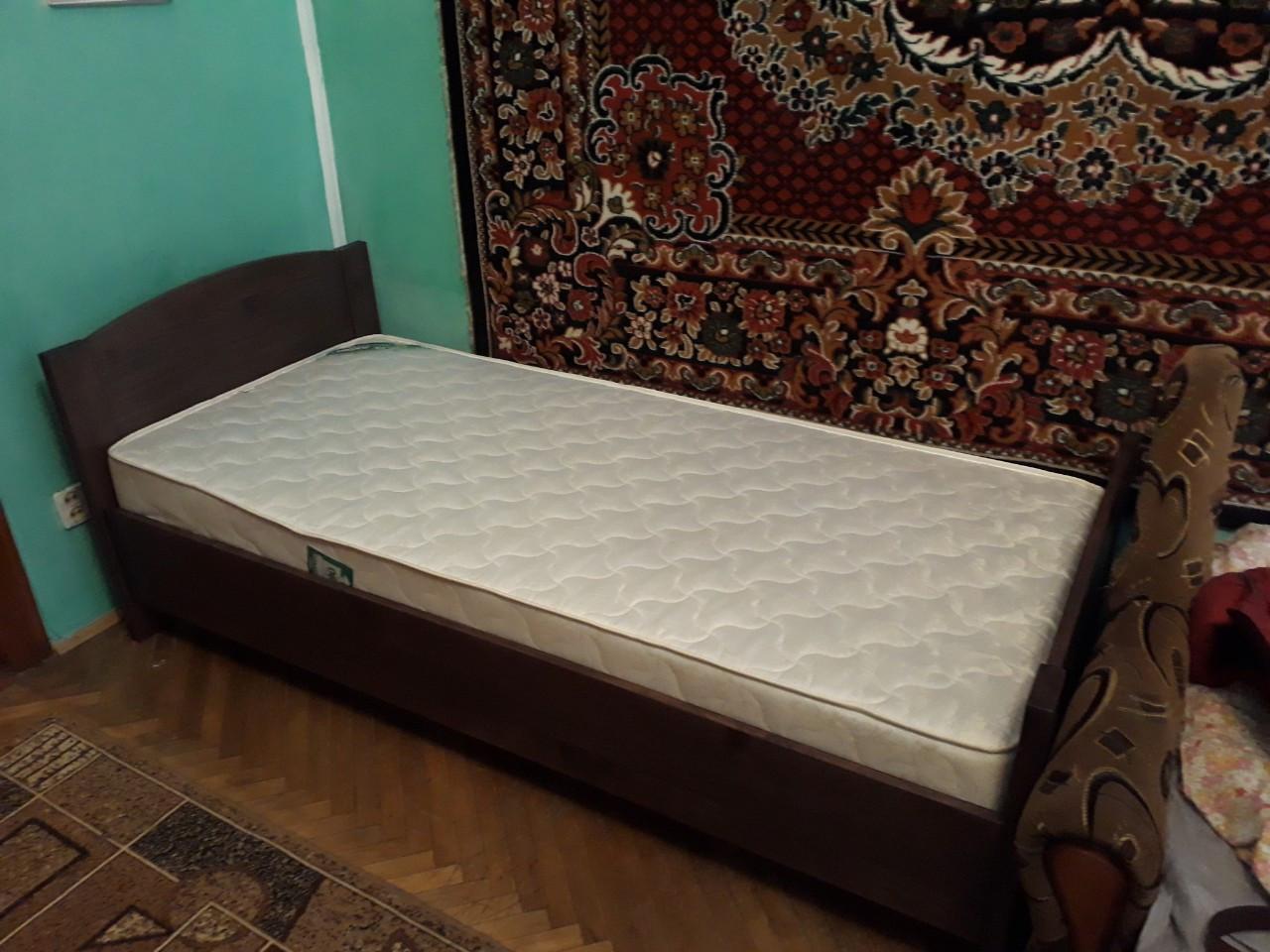 Кровать односпальная ЛЫБИДЬ