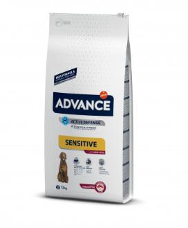 Advance Dog Adult Lamb & Rice сухой корм для взрослых собак всех пород, 12 кг