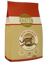 Araton Adult Salmon cухой корм с лососем