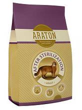 Araton Adult After Sterilization сухой корм для стерилизованных кошек