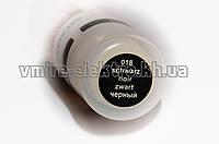 Крем краска для гладкой кожи (черный 018) Salamander 75 мл