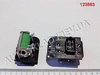 """Резистор добавочный печки ВАЗ 2110-15 3-х конт., """"КЗТА"""" Калуга (2110-811802-01)"""