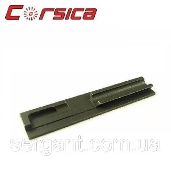 Боковая планка «ласточкин хвост» ПАТРИОТ СКС-1 CORSICA (Беларусь) для СКС