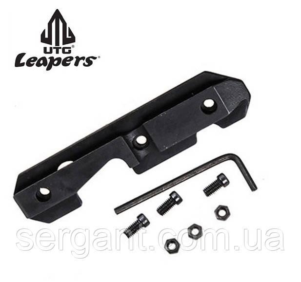 Боковая планка «ласточкин хвост» Leapers UTG TL-M47SR (США) для СКС