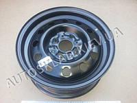 Диск колесный ВАЗ 2170, АвтоВАЗ (14H2x5,5J) черный