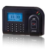Система учета времени по бесконтактным картам S300