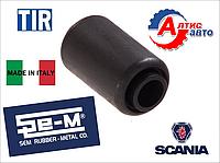 Сайлентблок рессоры для Scania (SEM7921)
