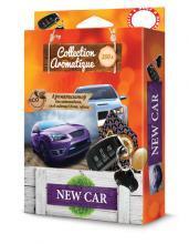Ароматизатор в авто NEW CAR  Fouette COLLECTION AROMATIQUE