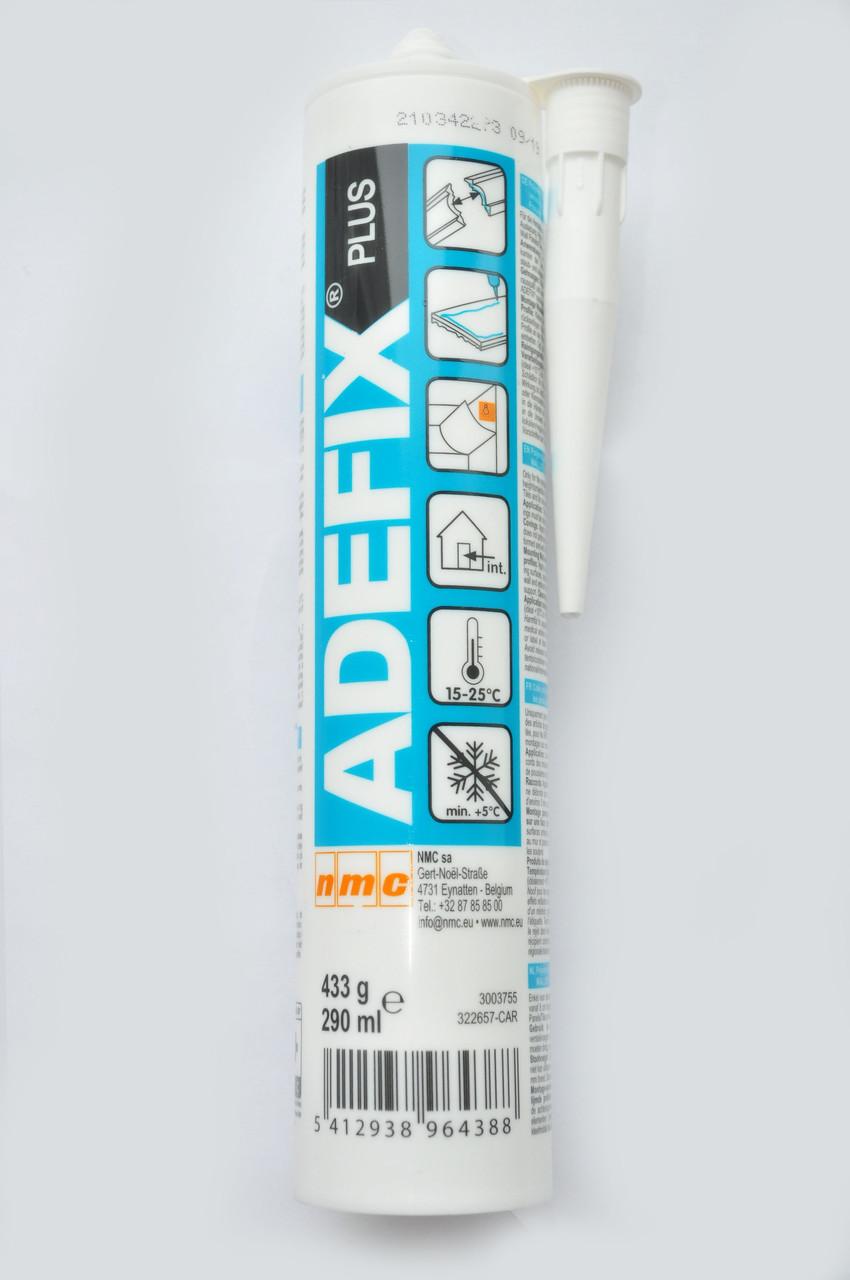 Клей монтажный для стыков изделий из полиуретана Adefix Plus 290 мл