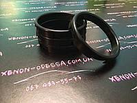 Кольцо переходник / адаптер для установки 3.0'' масок на би-ксеноновые линзы 2.5''