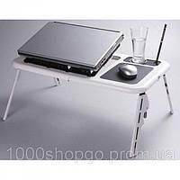Столик подставка для ноутбука, система охлаждение, кулер