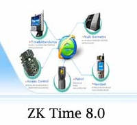 Программа учета рабочего времени,  Web серверное решение