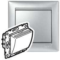 Розетка HDMI для аудио/видеоустройств - Valena - алюминий