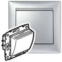 Розетка HDMI для аудио/видеоустройств - Valena - алюминий, фото 2