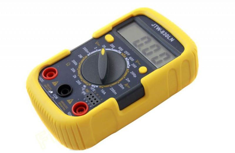 Цифровой мультиметр тестер JTW-830LN (1022)
