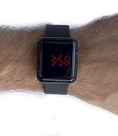 Часы электронные UWatch black